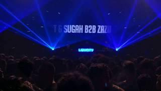 T&Sugah B2B with ZAZU - new song