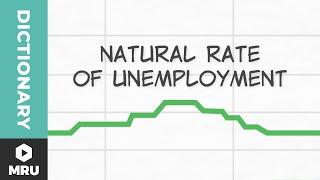 Unemployment Economics