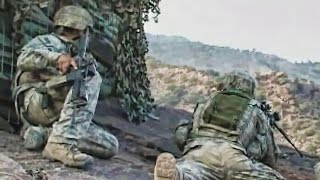 Gunfight • Army Combat Outpost Afghanistan