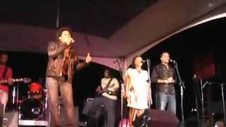 Mario Evon at Jamaica Jazz & Blues '09 - Part 1