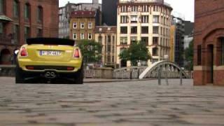 Premieră: Iată noul MINI Cabrio, cu îmbunătăţiri pentru 2009
