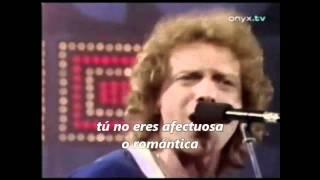 Foreigner - Urgent (Subtítulos español)