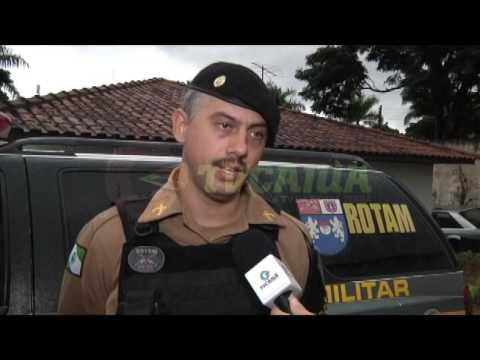 Polícia realiza operação contra grupo acusado de ser responsável por roubos de caminhonetes
