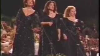 3 Sopranos -   Habanera Live