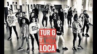 LA VIDA LOCA TUR-G   Choreo By Cla From L
