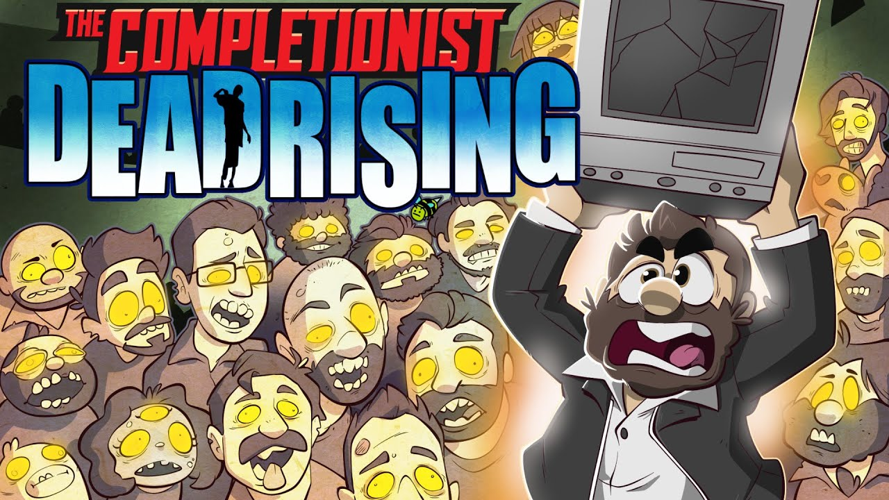 The Completionist - Dead Rising - FANTASTIC AND FRUSTRATING