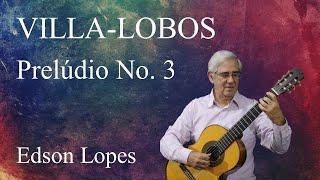 Prelude No. 3 (Heitor Villa-Lobos)