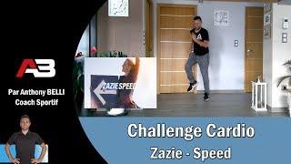 Challenge Fitness en Musique #09 zazie - speed : Cardio