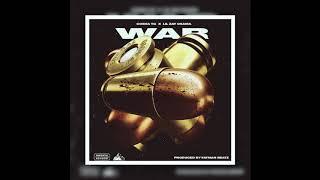 """Cosha TG X Lil Zay Osama """"War"""" Prod. By Fatman Beatz"""