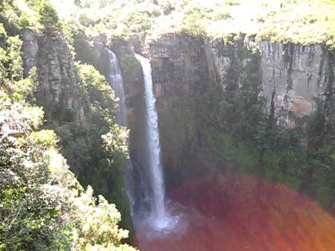 South Africa Mpumalanga Blyde River Canyon – the wonderful Mac Mac Mac Falls
