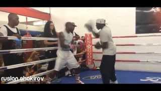 TheBestEver - Floyd Mayweather Jr. Training