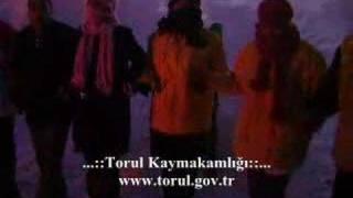 Torul Zigana Dağı Kış Şenlikleri Gece