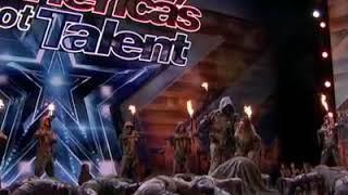 KAR HAR MAIDAN FATEH / DANCE AMERICAN