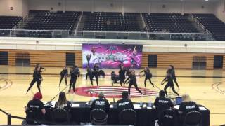 Vernon dance team - rock and roll