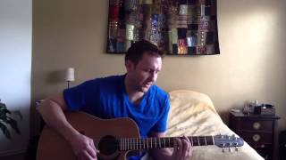 Barry Manilow guitar cover Can't smile without you