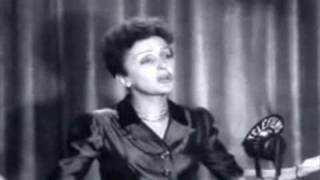Autumn Leaves - Edith Piaf