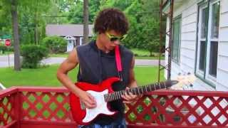 Shut Up and Dance - Walk The Moon Cover by Kolton Stewart