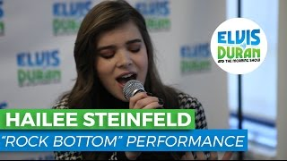 "Hailee Steinfeld - ""Rock Bottom"" Acoustic 