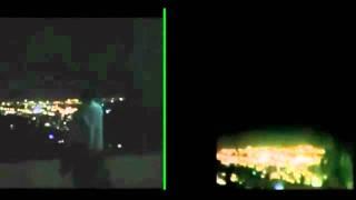 UFO - Dome of the Rock - over Jerusalem