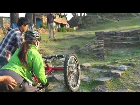Nepal 2012 Thulakot Sunrise Hike – The Ascent 5.mp4