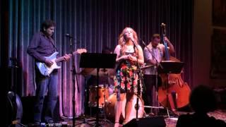"""Kate Targan, """"Wayfaring Stranger"""" LIVE at Angelicas 8/1/14/"""