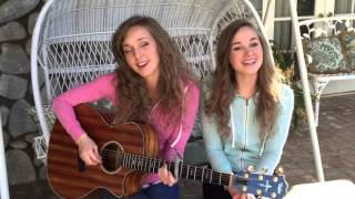 Camille & Haley - On The Road Again by Willie Nelson
