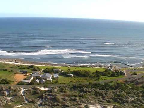 Océan et houle Afrique du Sud 2009