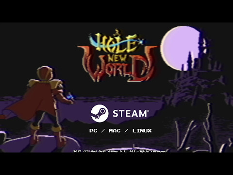 A Hole New World (PC)   © Mad Gear 2017    1/1