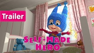Masha and The Bear - Self-Made Hero (Trailer 2)