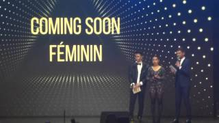 """Prix du """"Coming soon féminin"""" remporté par le groupe L.E.J #MFA"""