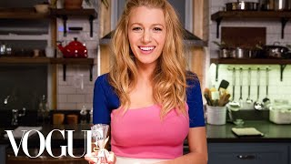 73 Questions with Blake Lively | Vogue