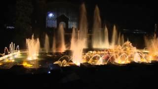 Andrea Bocelli - Romanza - Oficiální video Křižíkova fontána v Praze