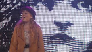 Carrie Fletcher (Les Mis) @ West End Live 2013 - On My Own
