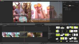 Tutorial - how to use mTransition FCPX Plugin