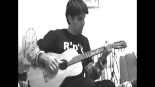 THE LONELY SHEPHERD - classic guitar