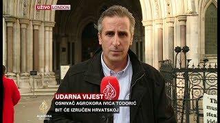 Šarić: Todorić će biti izručen Hrvatskoj, ostaje još da se policije dogovore