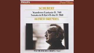 "Schubert: Fantasy in C Major ""Wanderer"" - 4. Allegro"