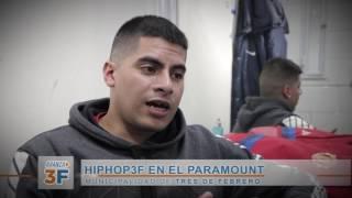 Hip Hop 3F en el Paramount