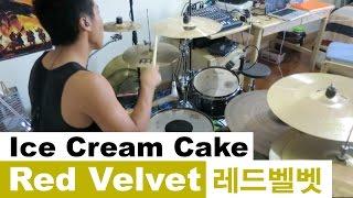 Red Velvet - Ice Cream Cake // Drum Cover (레드벨벳)