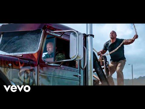 J Balvin, Willy William - Mi Gente (TheFloudy & AZVRE Remix)   HOBBS & SHAW