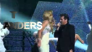 Kamaliya Feat Thomas Anders - No Ordinary Love ( Live Performance )