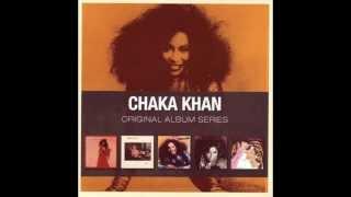 Chaka Khan -  No See, No Cry (1983)