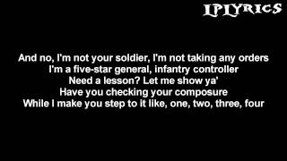 Linkin Park ft. Page Hamilton - All For Nothing [Lyrics on screen] HD