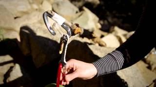 Rock Climbing Basics: Stick Clipping