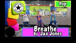 Breathe | Jax Jones ft  Ina Wroldsen |Zumba® | Risse Baltazar |Choreography | Dance