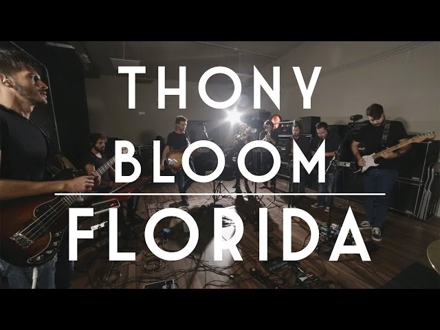Video oficial de Florida de Thony Bloom