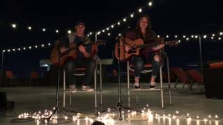 What A Beautiful Name: Acoustic Cover//Matt Meeder & Abby Henry