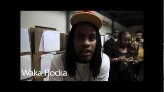 Waka Flocka Flame - Let Dem Guns Blam (Behind The Scenes)