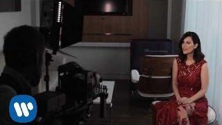 Laura Pausini - Vìveme with Alejandro Sanz (Making of)