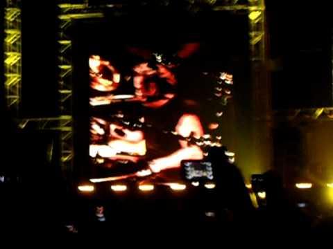 Show Bon Jovi - Estádio do Morumbi - out./2010 - parte 1 - Keep the faith